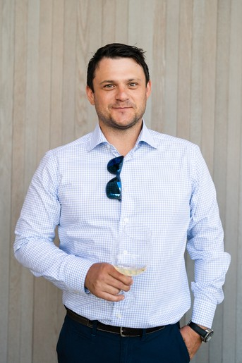 Chase Renton - Owner + Winemaker